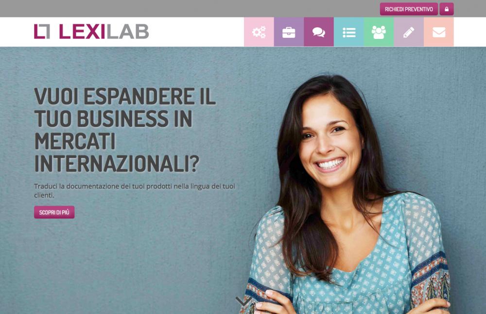 Nuovo sito LEXILAB